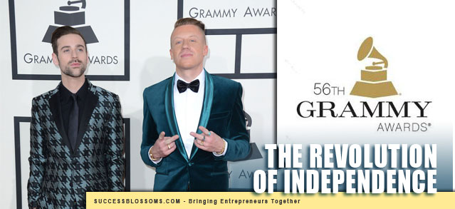 THE REVOLUTION OF INDEPENDENCE – A Look At The 56th Grammy Awards